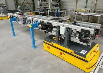 A factory automation system in Germany, not the automation system I oversaw at Robroy.